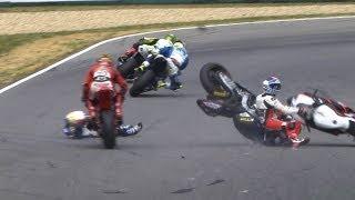 Video MotoGP™ Brno 2013 - Biggest crashes MP3, 3GP, MP4, WEBM, AVI, FLV Februari 2018