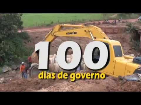 100 dias de governo Pelezinho em São Pedro da Água Branca