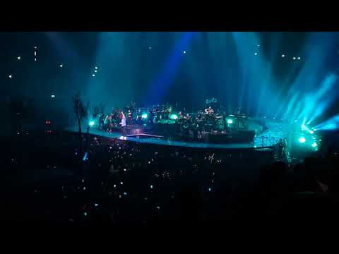 Justin Timberlake - Soul Mate & My Love. Live At London O2.