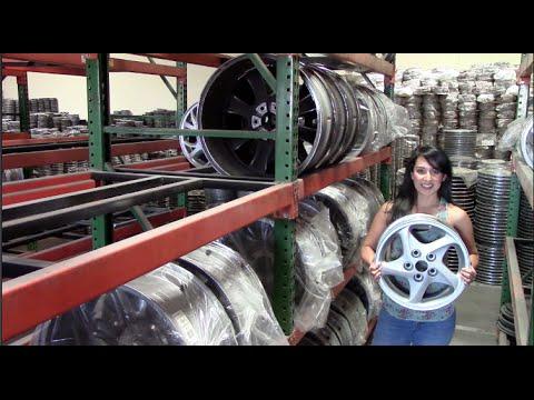 Factory Original Mitsubishi Endeavor Rims & OEM Mitsubishi Endeavor Wheels – OriginalWheel.com