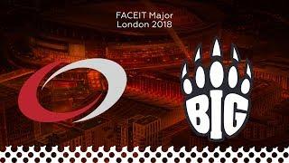 coL vs BIG @Inferno | CSGO Highlights | FACEIT Major: London 2018 (07.09.2018)