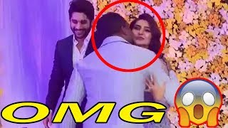 Video స‌మంత‌కు కిస్ ఇచ్చిన వ్య‌క్తి | OMG this guy who kissedSamantha | Chay Sam Wedding Reception2017 MP3, 3GP, MP4, WEBM, AVI, FLV November 2017