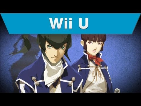 Shin-Megami Tensei X Fire Emblem Wii U
