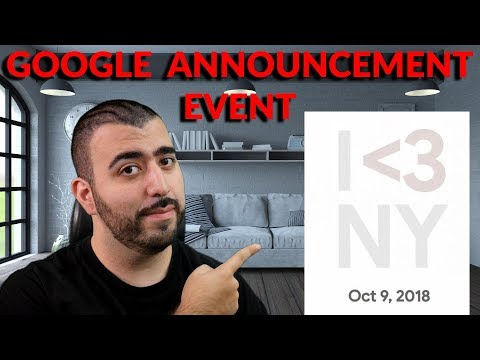Google Pixel Event Live Talk & Reactions - Watch Live & Ask Questions! - YouTube Tech Guy