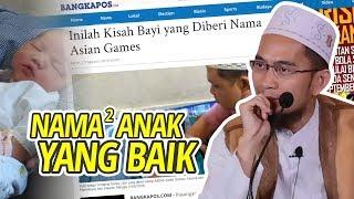 Video Tips Rahasia!! Cara Memberi Nama Anak yang Benar - Ustadz Adi Hidayat LC MA MP3, 3GP, MP4, WEBM, AVI, FLV Desember 2018