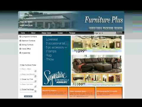 Furniture Websites - Furniture Package Maker