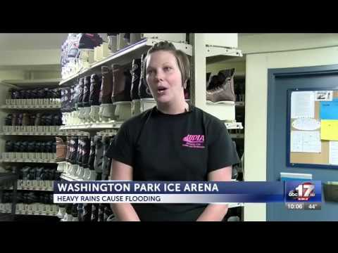 Flooding brings steep repair costs for ice arena