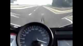 6. BMW K1200S Top Speed!