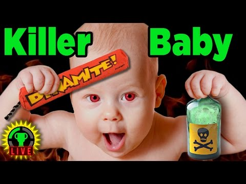 KILLER BABY SIMULATOR - Who's Your Daddy?