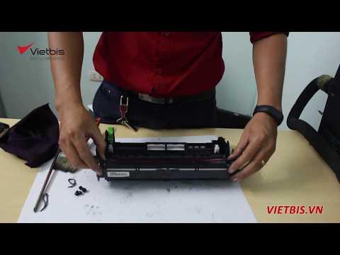 Hướng dẫn vệ sinh cụm trống máy in Brother HL-L5100DN