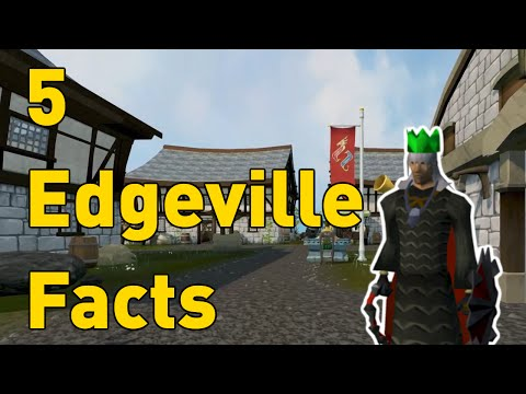 5 Interesting Facts About RuneScape's Edgeville (видео)