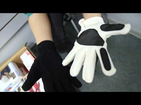 Женские флисовые перчатки «Puffin Down». Видеообзор.