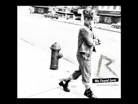 Rihanna-We Found Love- Audio (feat Calvin Harris)