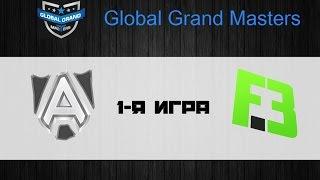 Alliance vs Flip.Sid3, game 1