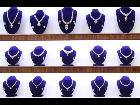 Latest JoyAlukkas Diamond Necklace Collections