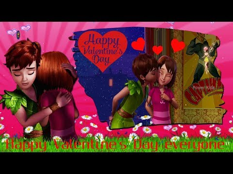 Peter Pan Neverland Scenes  Valentine's Day Special