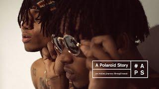 A POLAROID STORY x RAE SREMMURD