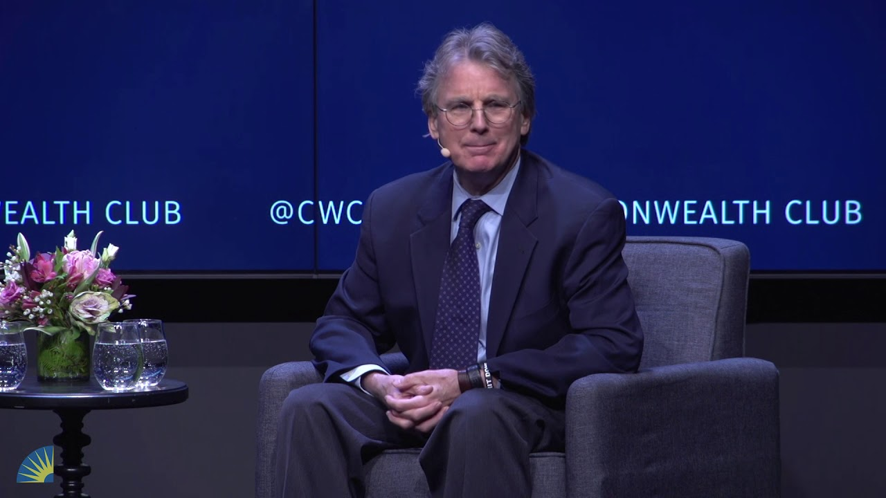 Roger McNamee: Inside the Facebook Catastrophe | The Commonwealth Club