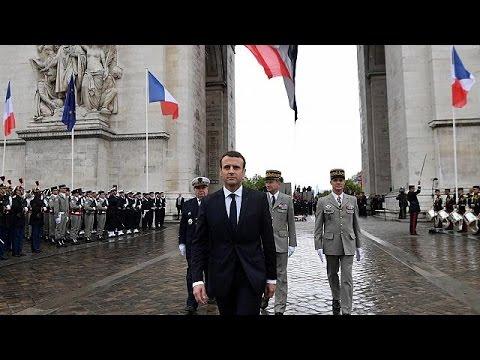 Macron – the hard work starts now