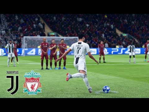 FIFA 19 | LIVERPOOL VS JUVENTUS | UEFA Champions League (UCL) | Gameplay PC