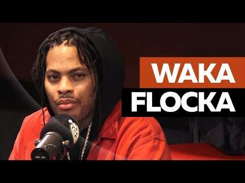 Waka Flocka Keeps It Real On Gucci Mane, Jemele Hill, Internet Rappers & Marriage w/ Ebro in The Morning