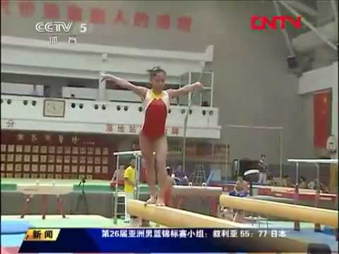 NEWS China World 2011 gymnastics team