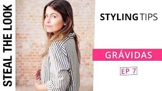 5 dicas de estilo para Grávidas | The Body Type Steal The Look Ep. 07