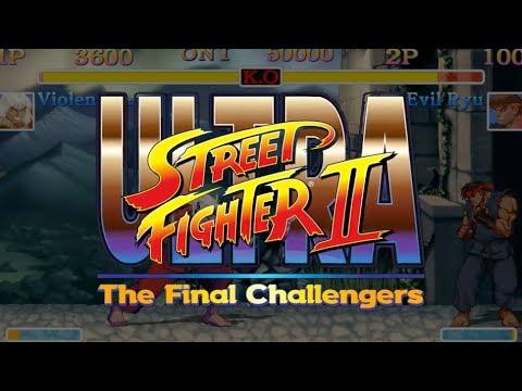 [Bocha's Switch] Ultra Street Fighter II