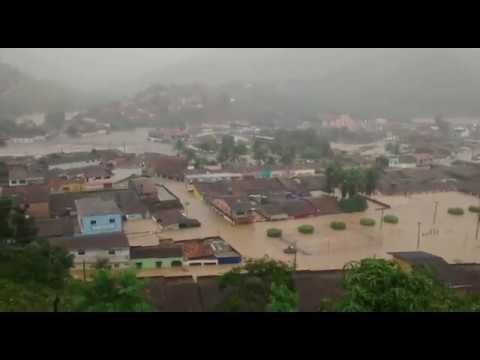 Enchente em Belém de Maria-PE   28/05/17