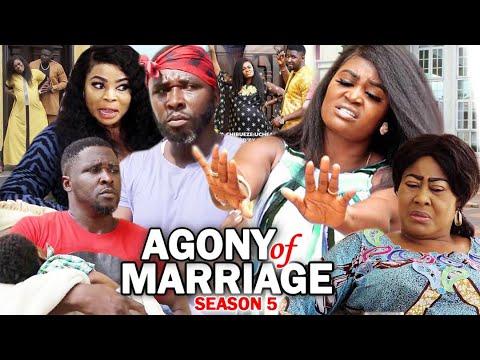 AGONY OF MARRIAGE SEASON 5 - New Movie | 2020 Latest Nigerian Nollywood Movie Full HD
