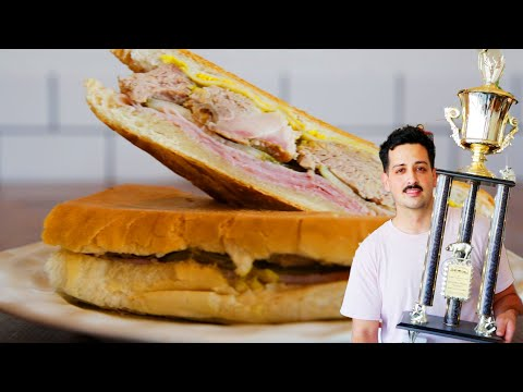 Award-Winning Cuban Sandwich By El Cochinito