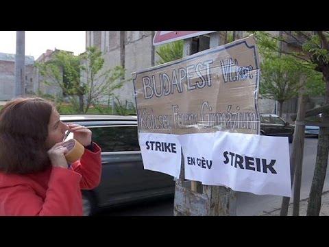 Ουγγαρία: Μαζική κινητοποίηση των εκπαιδευτικών κατά της κυβέρνησης