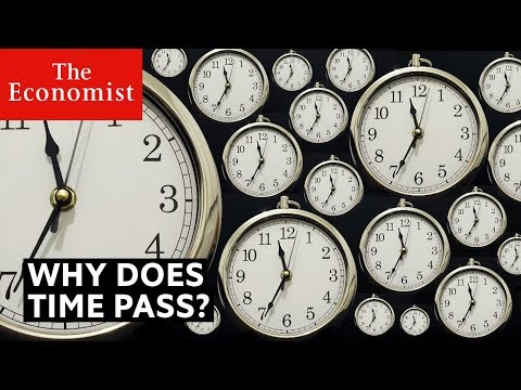 Why does time pass?