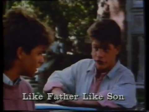 Like Father Like Son (1987) - Trailer