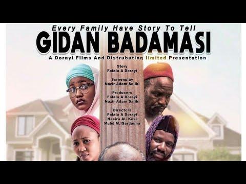 GIDAN BADAMASI (Episode 4 Latest Hausa Series 2019)