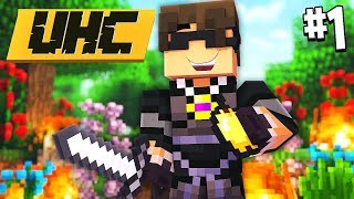 The Story of a Noob a Frog and a Robot - Minecraft UHC