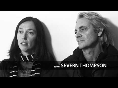 BREATHING CORPSES | actor RICHARD WILLIS & actress SEVERN THOMPSON