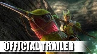Epic Official Trailer (2012)