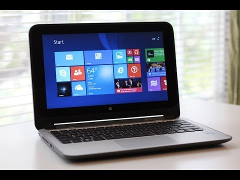 "HP Pavilion X360 11-n010dx 11.6"" 2 in 1 Laptop Review"