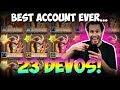 Best Castle Clash Account Iv Ever Seen 23 Devos Top 5 Rolling Must Watch
