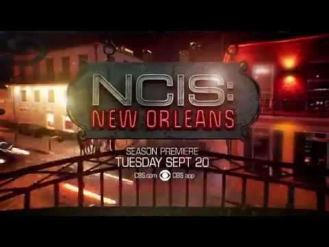 NCIS: New Orleans Season 3 (Promo)