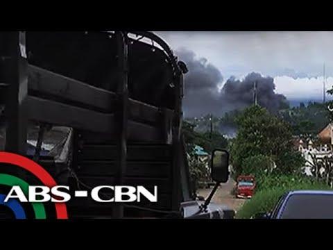 TV Patrol: 'Human shield, armas sa mosque, alas ng terorista'