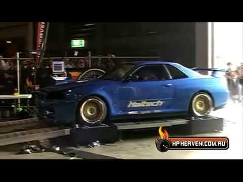 dyno - Dyno King from Halltech Motorsports win the Dyno Contest with 1403HP.