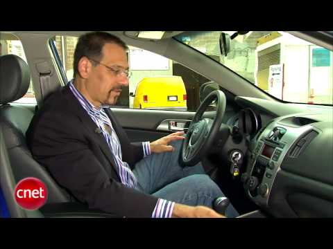 Car Tech 2010 Kia Forte SX review