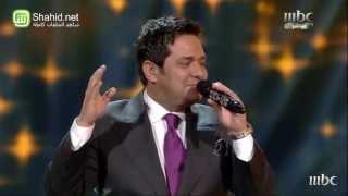 Arab Idol -حاتم العراقي - يا طير
