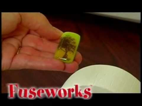How to Use Fuse Art Decals in the Microwave Kiln