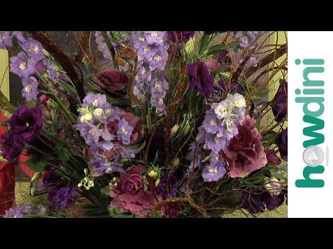 Flower arrangements: How to create a fall flower arrangement