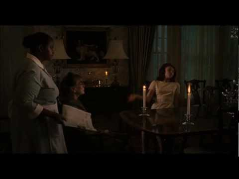 The Help Scene: Minny gets fired