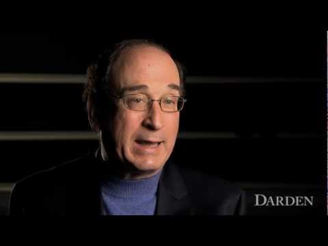 Darden Faculty Profile: Ed Hess