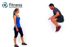 15 Minute When I Say Jump HIIT Cardio Workout - Fun, Brutal HIIT Workout; Kelli's Revenge
